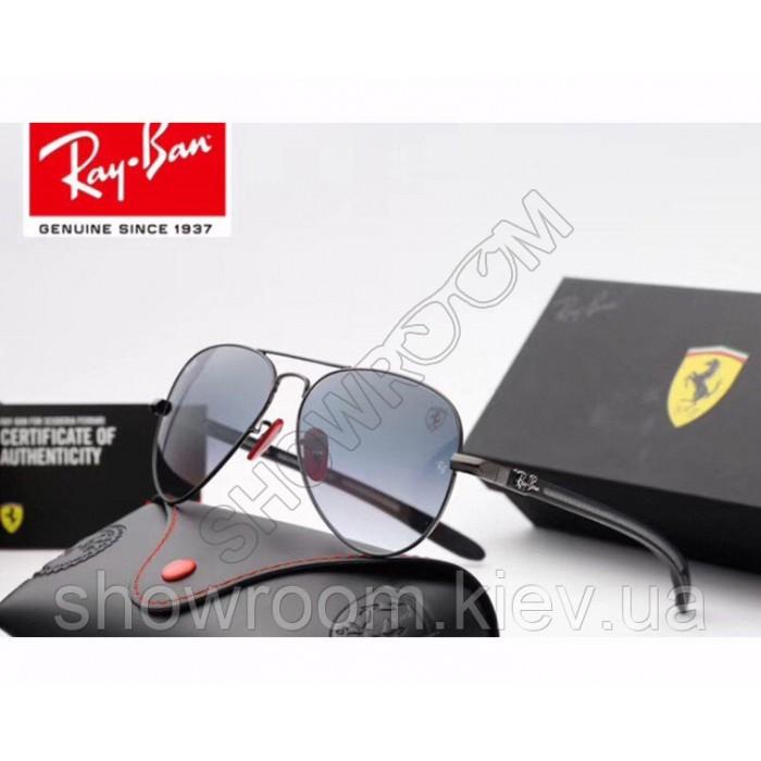 Солнцезащитные мужские очки RAY BAN 8307 (004/32) Lux