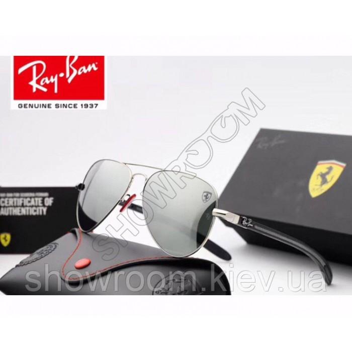 Солнцезащитные мужские очки RAY BAN 8307 (w3277) Lux