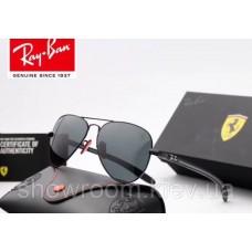 Женские солнцезащитные очки RAY BAN 8307 (002/62) Lux