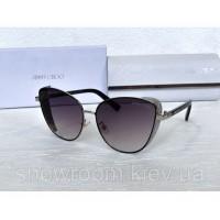 Женские солнцезащитные очки кошечки (89) grey