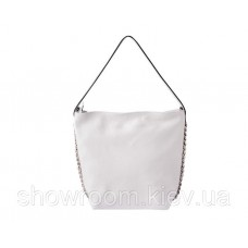 Жіноча шкіряна сумка Laura Biaggi (12965) біла