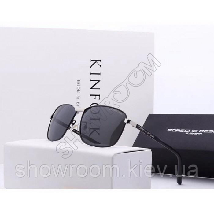 Мужские солнцезащитные очки Porsche Design c поляризацией (p-8853)