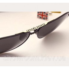 Мужские солнцезащитные очки Chrome Hearts (1317) brown