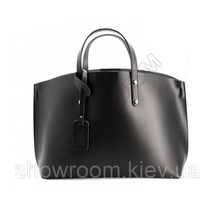 Женская сумка-шопер из натуральной кожи Vera Pelle 0476