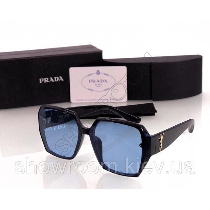 Женские солнечные очки Yves Saint Laurent (9905) blue