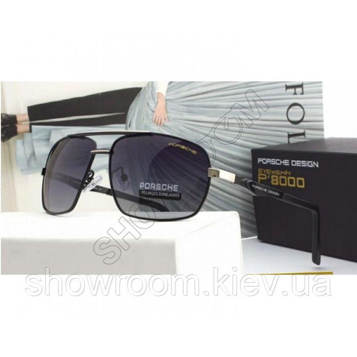 Мужские солнцезащитные очки Porsche Design c поляризацией (p-8560)