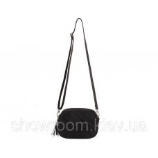 Женская сумка кросс боди + бананка David Jones (518) черная