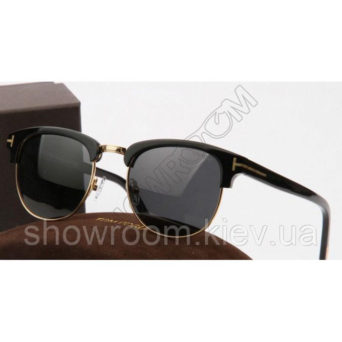 Мужские солнцезащитные очки Tom Ford 248 black Lux