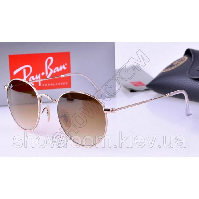 Мужские солнцезащитные очки RAY BAN 3447 001/51 LUX