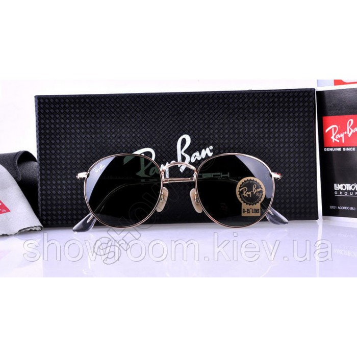 Женские солнцезащитные очки RAY BAN 3447 001 LUX