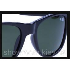 Мужские солнцезащитные очки RAY BAN Wayfarer 2140 (black)