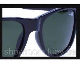 Чоловічі сонцезахисні окуляри RAY BAN Wayfarer 2140 (black)