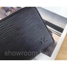 Мужской кошелек Louis Vuitton (60017-2) black