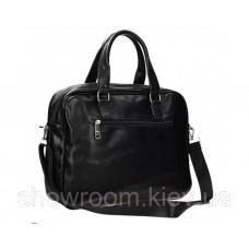 Чоловіча сумка для ноутбука David Jones (605) чорна