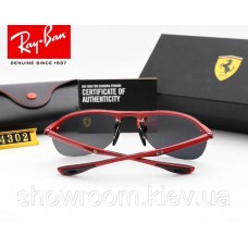 Солнцезащитные очки Ray Ban c поляризацией (4302)