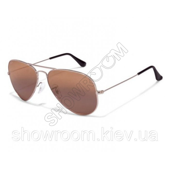 Женские солнцезащитные очки в стиле RAY BAN 3025,3026 (003/3E) Lux