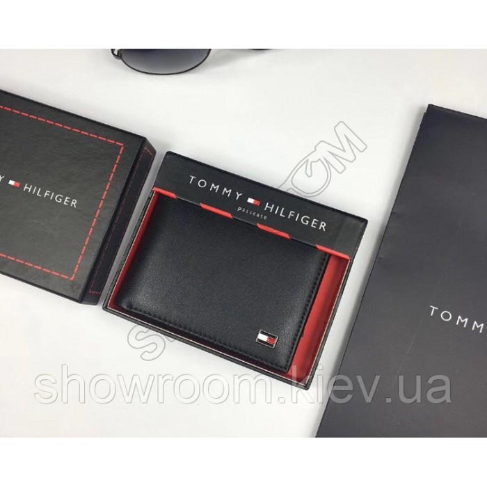 Мужское кожаное портмоне TH (1038) подарочная упаковка