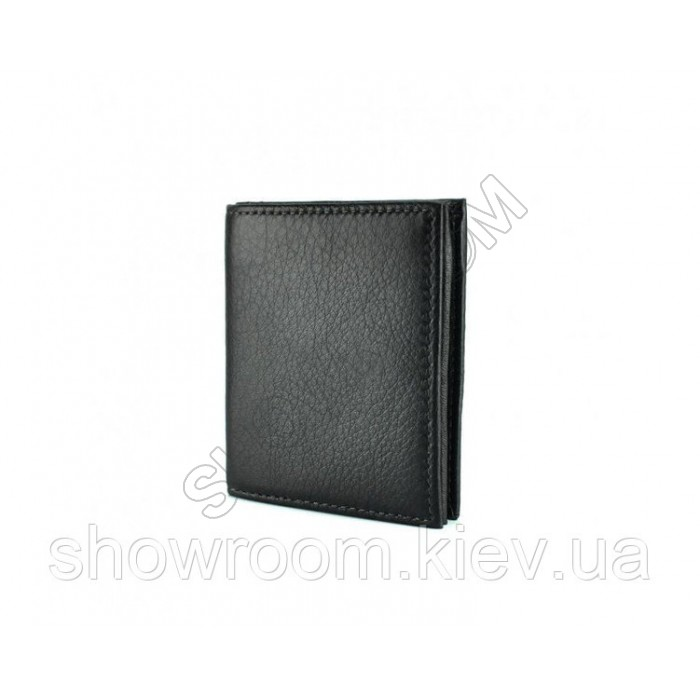 Функциональный зажим для денег Leather Collection (390) black