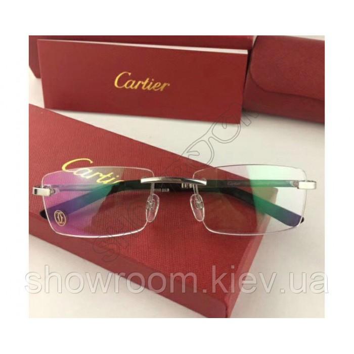 Мужская брендовая оправа Cartier 3133835