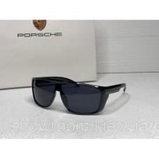 Сонцезахисні окуляри з поляризацією Porsche Design (102) black
