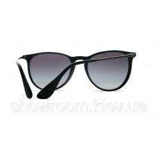 Женские солнцезащитные очки Ray Ban Erika 4171 black LUX