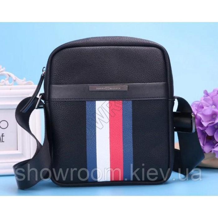 Мужская брендовая сумка через плечо (686)