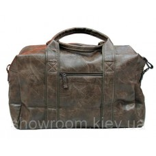 Тревелбэг мужская дорожная сумка David Jones (394) коричневая