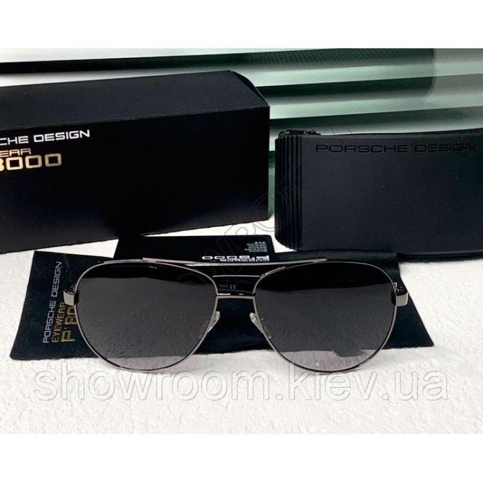 Мужские очки авиаторы c поляризацией (p-70)