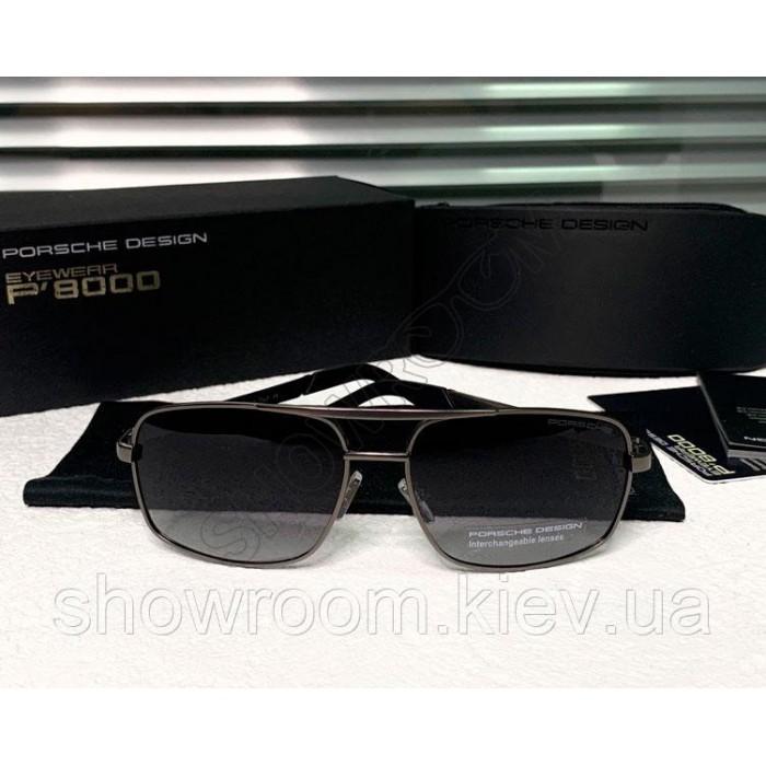 Мужские солнцезащитные очки Porsche Design c поляризацией (p-558)
