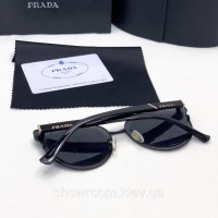 Солнцезащитные очки с поляризацией PRADA (15130) black