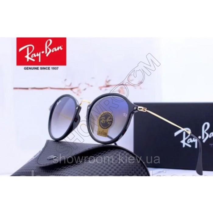 Солнцезащитные женские очки RAY BAN (2447) blue