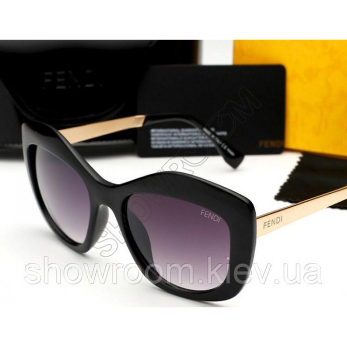 Женские солнцезащитные очки Fendi (0028)