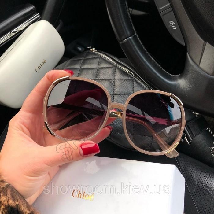 Женские солнцезащитные очки Chloe (712)