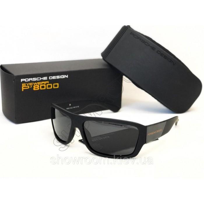 Мужские солнцезащитные очки с поляризацией Porsche Design (3255)