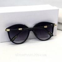 Женские стильные солнцезащитные очки (726) black