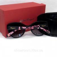 Женские солнцезащитные очки с поляризацией Salvatore Ferragamo (3219) глянцевые