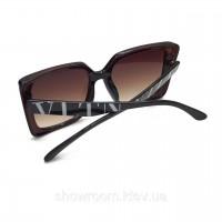 Женские солнцезащитные очки Valentino (2919) brown