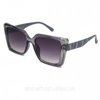Женские солнцезащитные очки Valentino (2919) grey