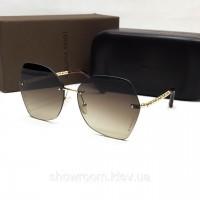 Женские солнцезащитные очки Louis Vuitton (2015) brown