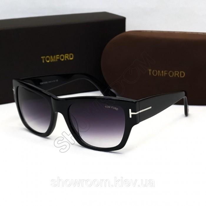 Женские солнцезащитные очки Tom Ford (0601) Lux