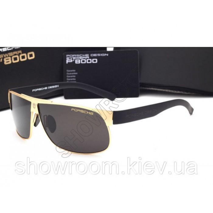 Солнцезащитные очки Porsche Design  (p-8535) gold