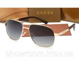 Солнцезащитные очки Gucci (5657) gold