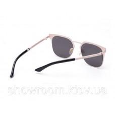 Женские солнцезащитные зеркальные очки  (15128)