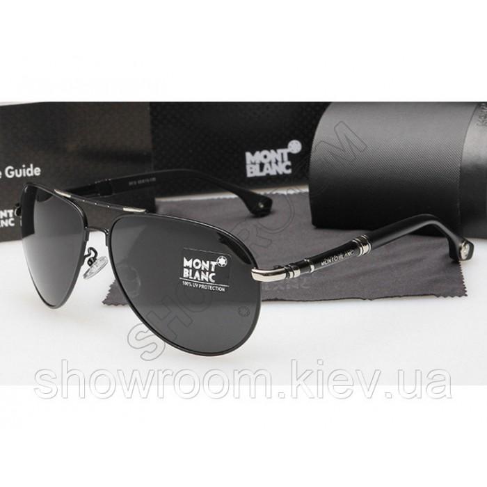 Солнцезащитные очки Montblanc (5512) black