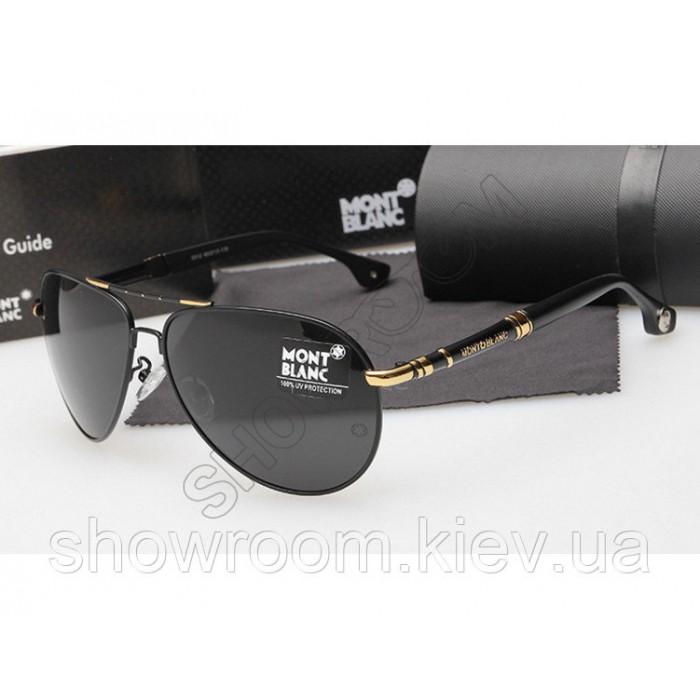 Солнцезащитные очки Montblanc (5512) gold