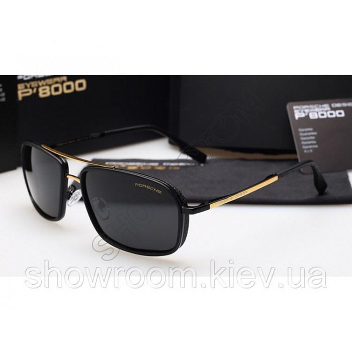 Солнцезащитные очки Porsche Design (85081) gold