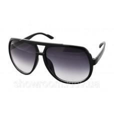 Солнцезащитные очки Gucci (1622) черная оправа