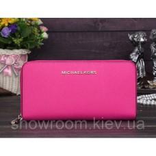 Жіночий гаманець Michael Kors (1620) pink