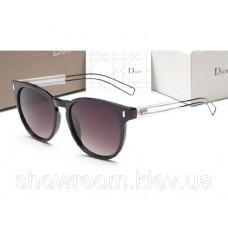 Женские солнцезащитные очки (8207) черные