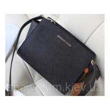 Женская сумка crossbody Selma black